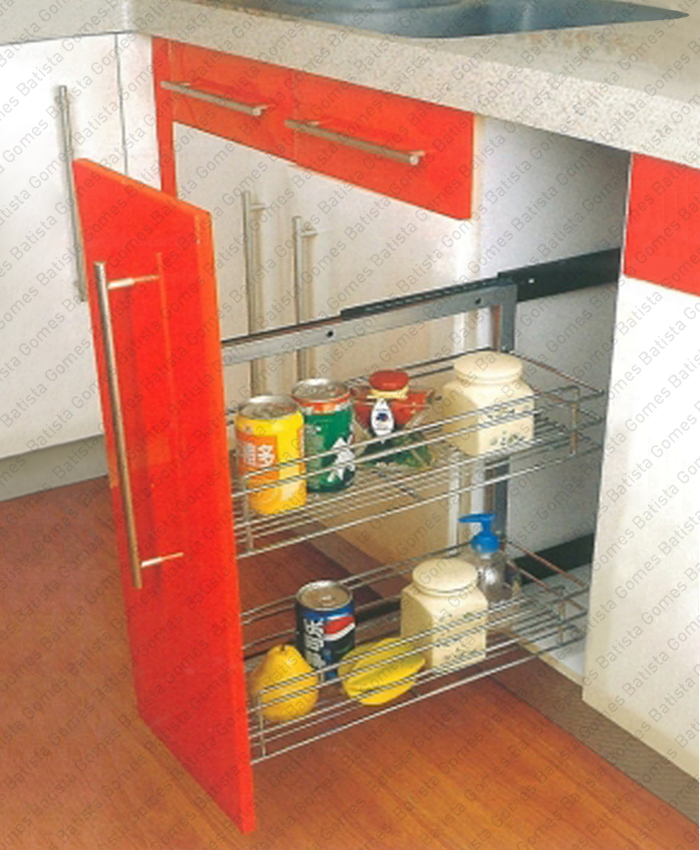 Despenseiros multiusos para garrafas / detergentes para aplicação porta frontal