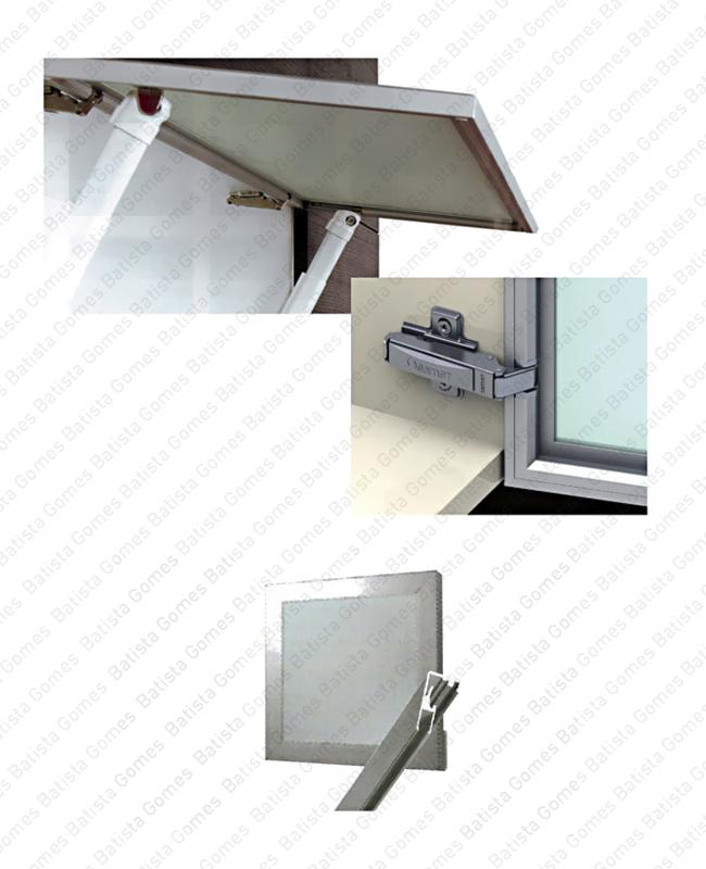 Batista Gomes - DECOFIX - CAL.1601 - Perfis de alumínio e acessórios para mobiliário
