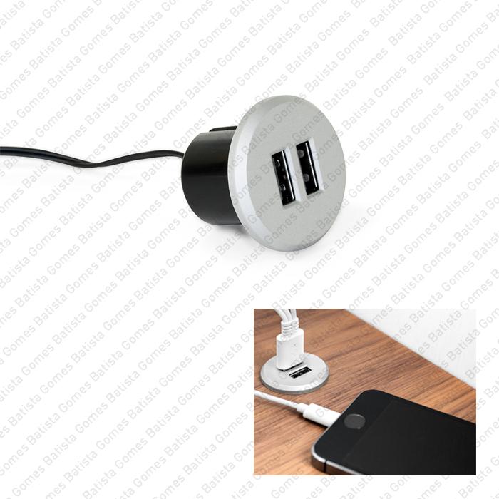 Batista Gomes - TE.285 - Entradas de embutir USB