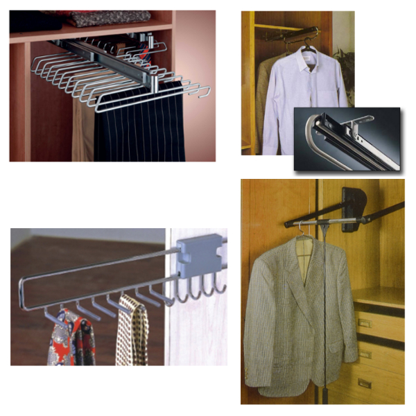 Batista Gomes - Cabides e equipamentos para roupeiros - Cabides e equipamentos para roupeiros