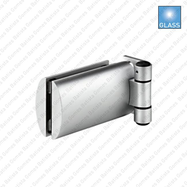 Batista Gomes - DV.GLISS - Dobradiças GLISS para portas de vidro