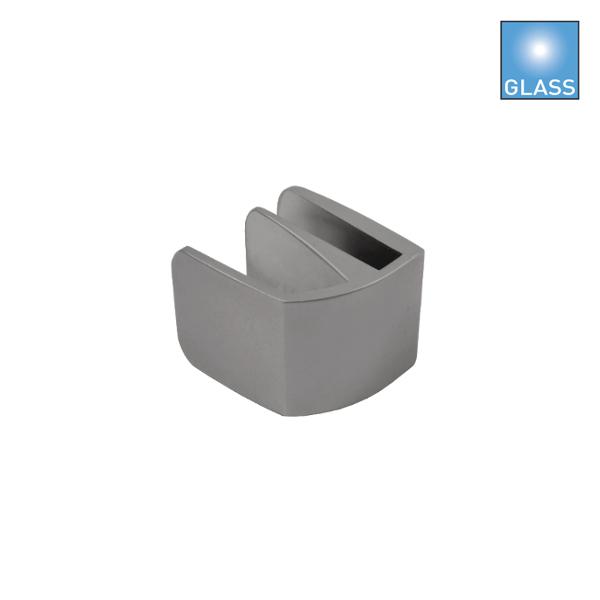 Batista Gomes - PM.17.40.061 Passion Glass - Square - Puxador simples para portas de vidro - 1 folha
