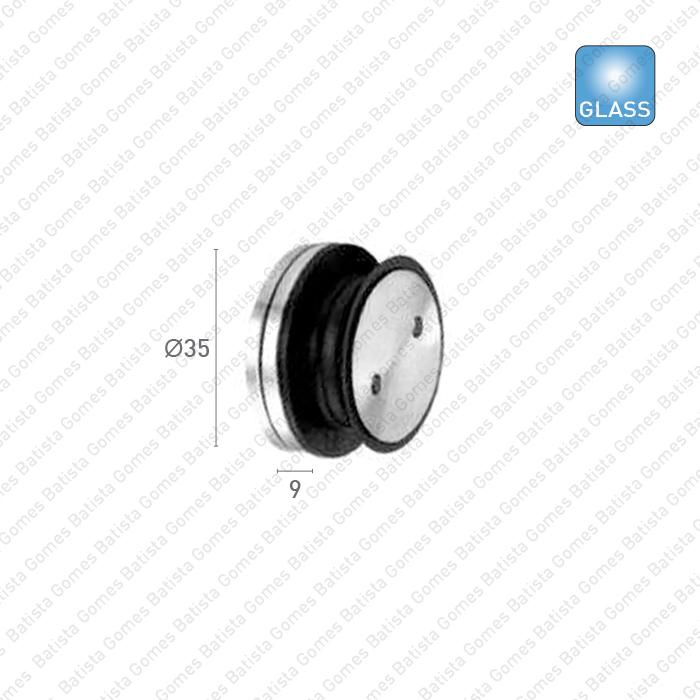 Batista Gomes - SV.7001 - Suporte para paineis vidro / 8-12mm