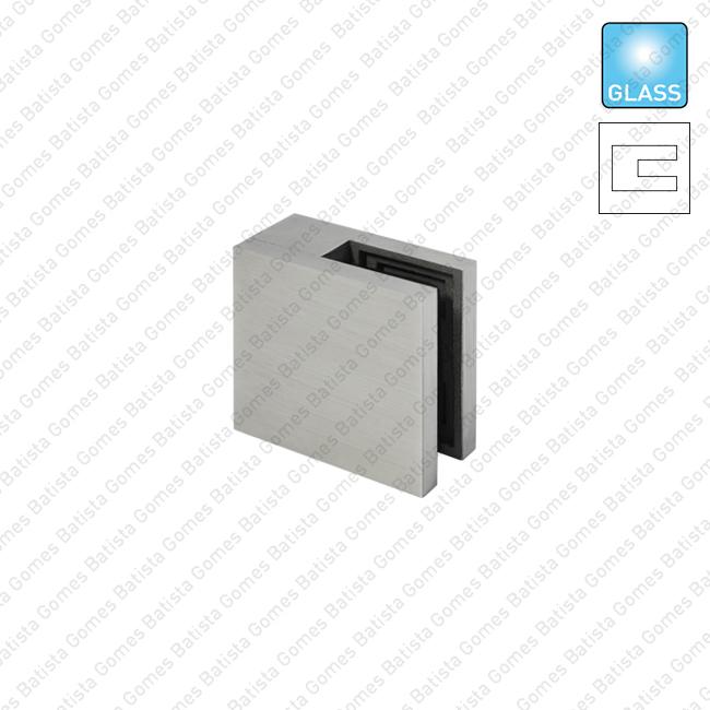 Batista Gomes - SV.7218 - Suporte para paineis ou prateleiras em vidro / 6-8mm