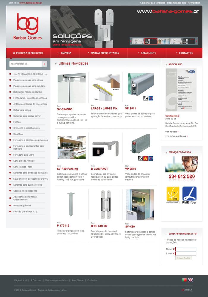 Batista Gomes - Consulta do site - Consulta do site