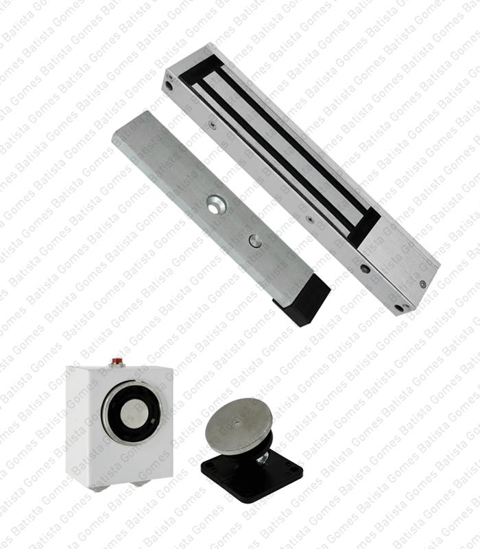 Batista Gomes - Fechaduras e retentores electro-magnéticos - Fechaduras e retentores electro-magnéticos