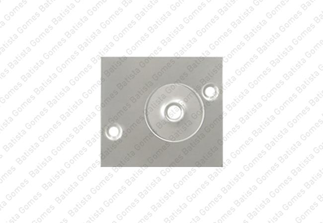 Batista Gomes - MACE.12846 - Placa embelezadora para pivot / ponto giro MACE.9788