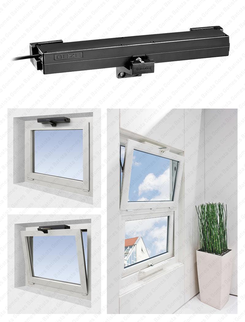 Batista Gomes - ECchain - MJ.EC.1482.S - Motor Corrente ECchain para janelas