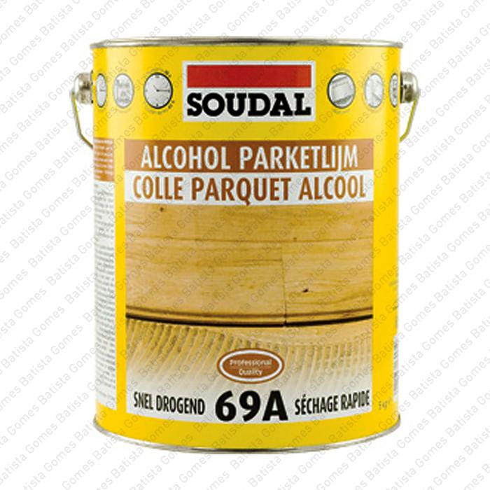 Batista Gomes - 69A - Cola para parquet à base de alcoól