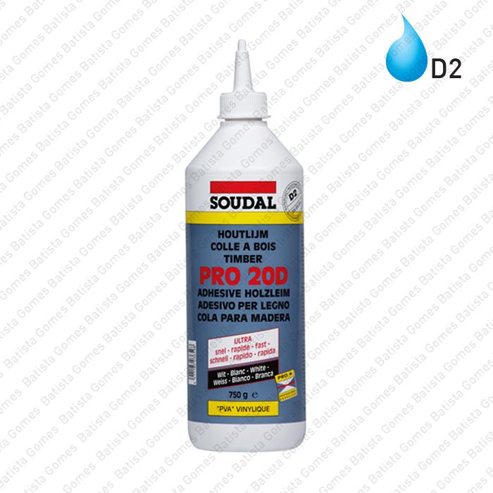 Batista Gomes - PRO.20D - Cola branca para madeira - D2