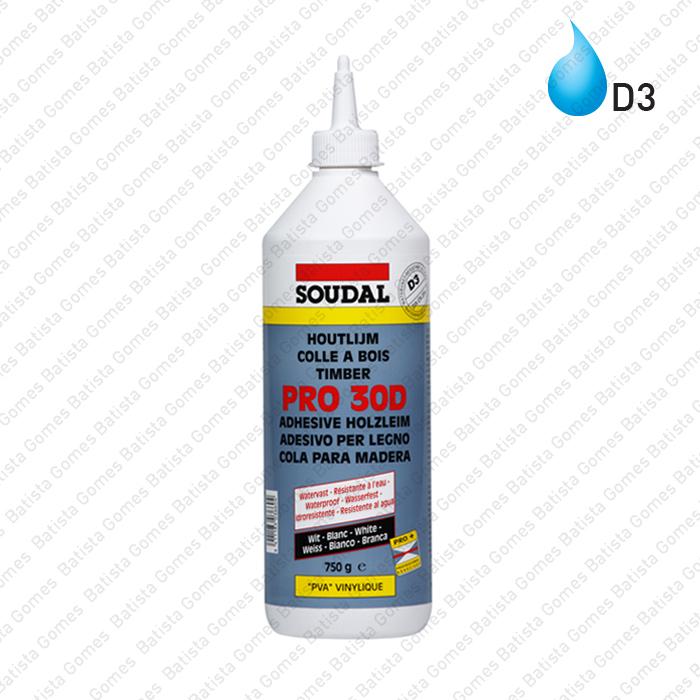 Batista Gomes - PRO.30D -  Cola branca para madeira - D3