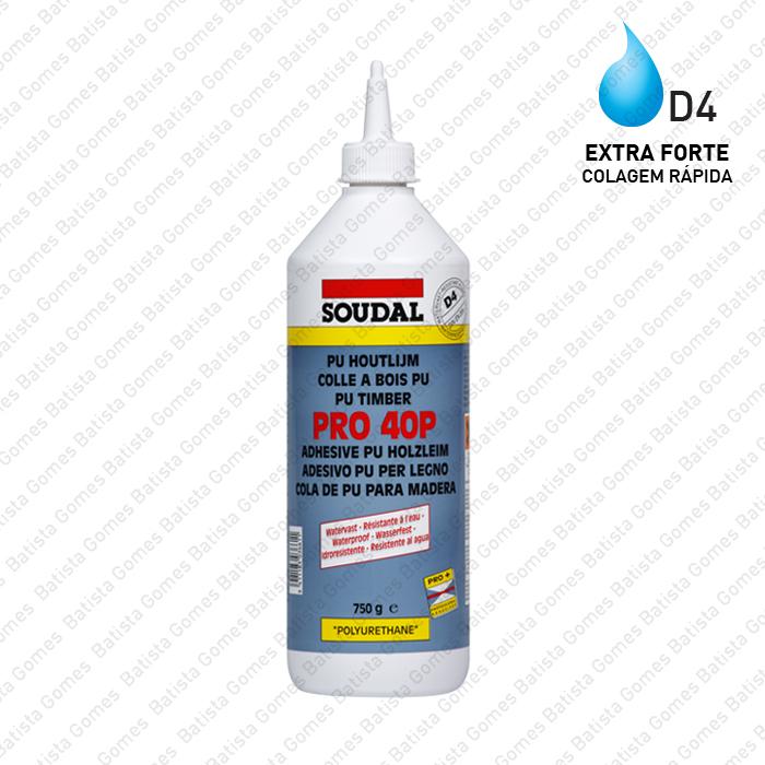Batista Gomes - PRO.40P - Cola poliuretano para madeira - D4