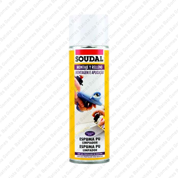 Batista Gomes - Spray limpeza espuma PU - Produto de limpeza de espuma de poliuretano