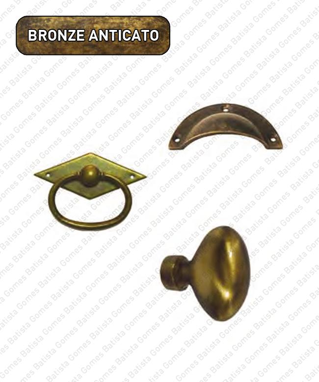 Batista Gomes - Série Bronze Anticato - Série OTTONE ANTICATO / Bronze Antigo
