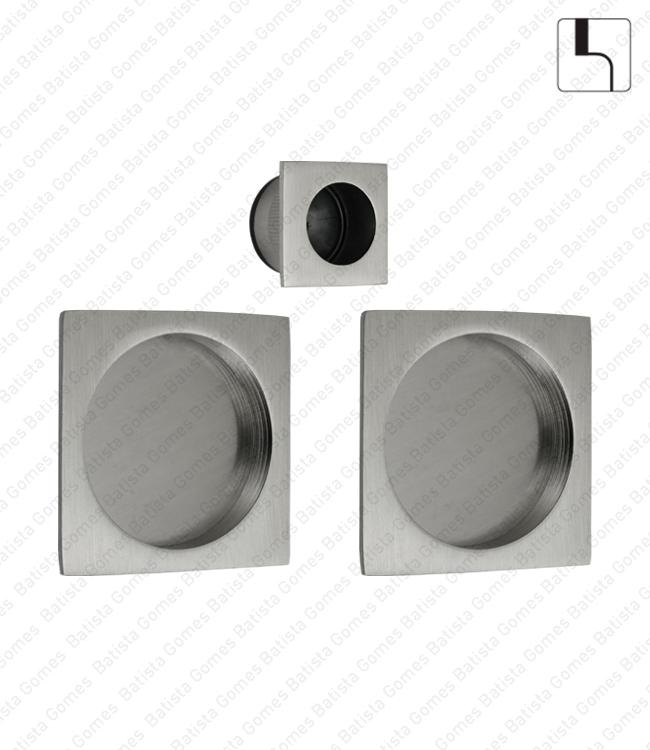 Batista Gomes - CE.KIT.68.CD - Kit conchas embutir quadradas 54x54