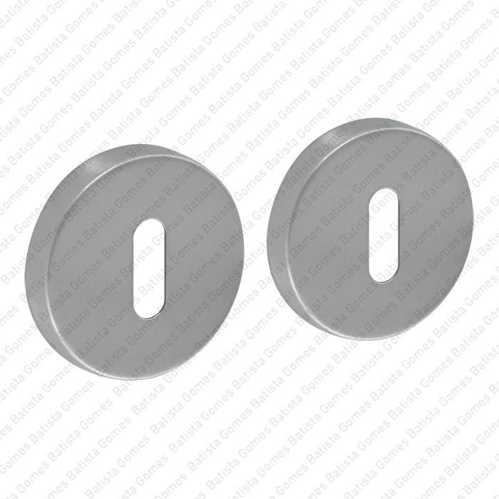 Batista Gomes - ENT.IN.80N - KIT - Jogo de entradas de chave normal redondas Ø52x9mm