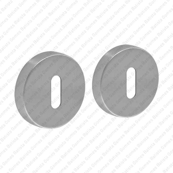 Batista Gomes - ENT.IN.86N - KIT - Jogo de entradas de chave normal redondas Ø52x10mm