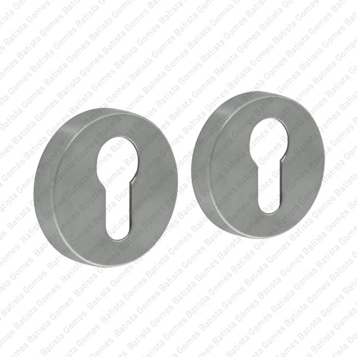 Batista Gomes - ENT.IN.86Y - KIT - Jogo de entradas de chave para cilindro redondas Ø52x10mm