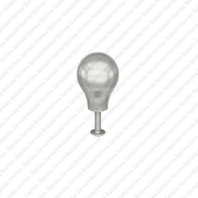 Batista Gomes - PM.36.3654 - Puxador mobiliário FSB - Alumínio