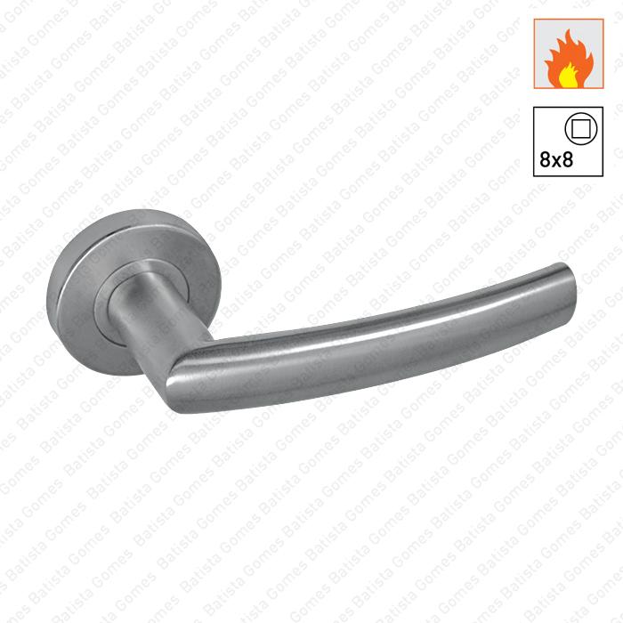 Batista Gomes - P.10042.CF - Par puxadores para portas corta-fogo - INOX