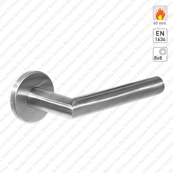 Batista Gomes - P.IN.78104.CF60 - Par puxadores para portas corta-fogo - INOX
