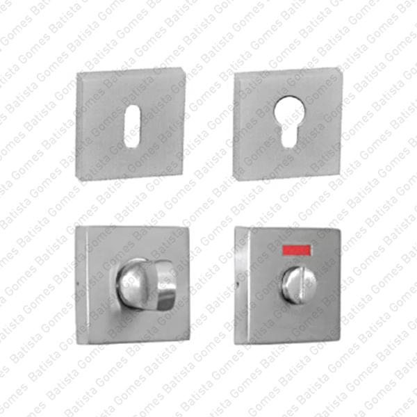 Batista Gomes - Entradas de Chave - Entradas chave / Fechos WC para portas de edifícios