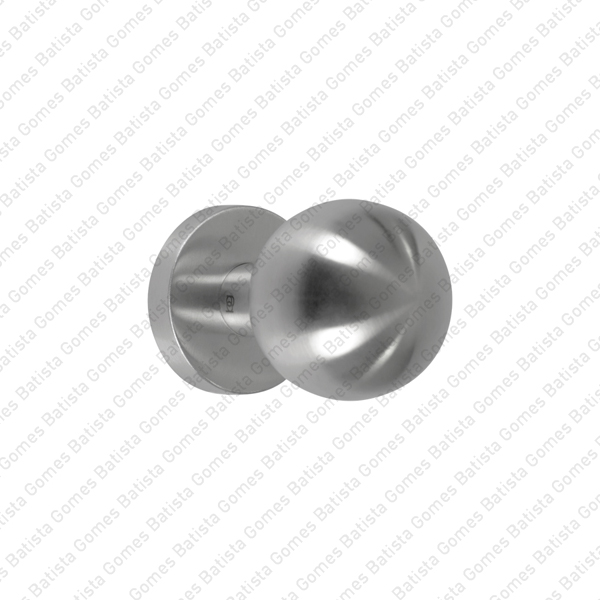 Batista Gomes - PF.IN.8004.B / PR.IN.8004.B - Puxador simples Fixo / Rotativo (Ø50) - INOX 304
