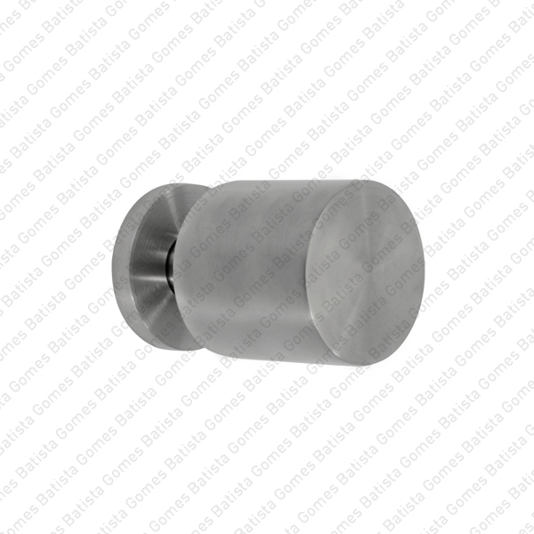 Batista Gomes - PF.IN.8007 / PR.IN.8007 - Puxador simples Fixo / Rotativo (Ø52) - INOX 304