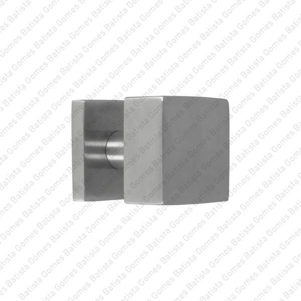 Batista Gomes - PF.IN.8008 / PR.IN.8008 - Puxador simples Fixo / Rotativo (Q.50) - INOX 304