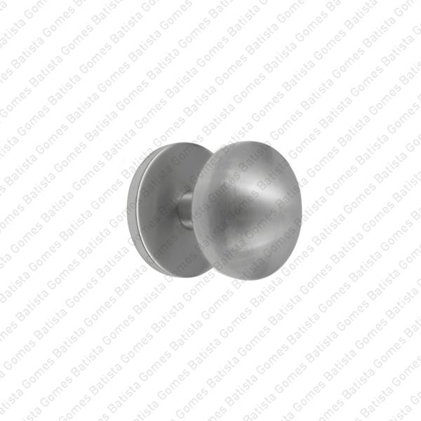 Batista Gomes - PF.IN.8811.A - Puxador simples Fixo (Ø70) - Inox 304