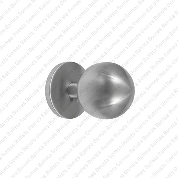 Batista Gomes - PF.IN.8844A - Puxador simples Fixo (Ø68) - Inox 304