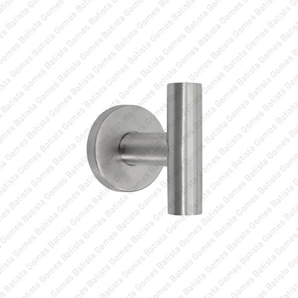 Batista Gomes - PR.IN.8805 - Puxador simples Rotativo - INOX 304