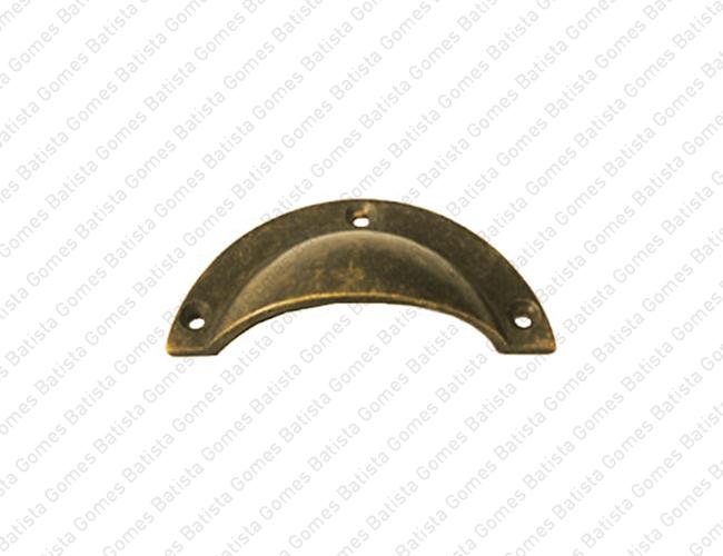 Batista Gomes - PM.7123 - Puxadores / Conchas para mobiliário - LATÃO