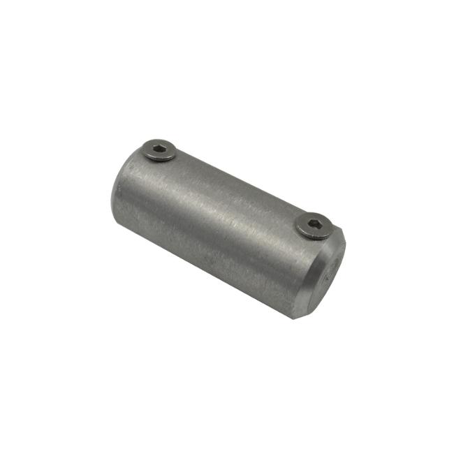 Batista Gomes - ASM.810.C - Conector (união) tubo Ø25 - INOX 304