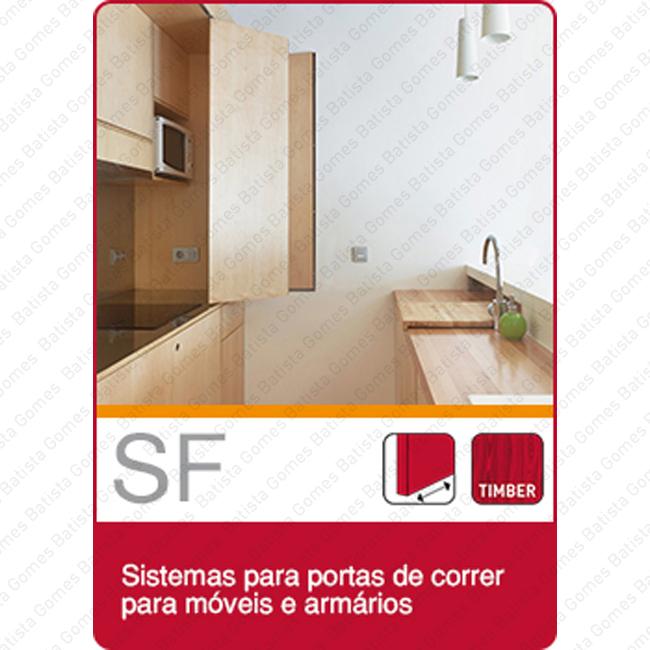 Batista Gomes - Cat�logo - Sistemas SF - Sistemas para divis�es e portas de correr para m�veis e arm�rios - Cat�logo completo
