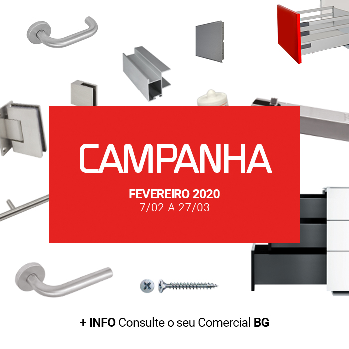 Batista Gomes - Campanha Fev / Mar 2020 - Campanha BG - Fevereiro / Março
