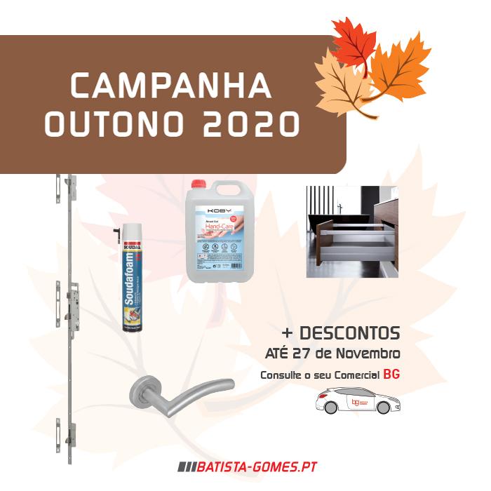 Batista Gomes - Campanha Outono 2020 - Campanha BG - Outono 2020
