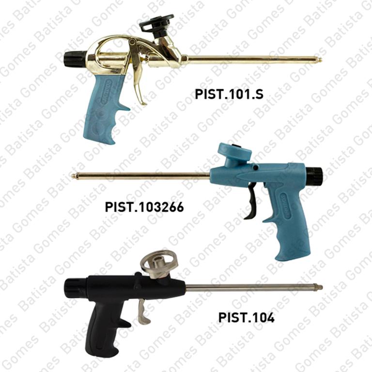 Pistolas Poliuretano