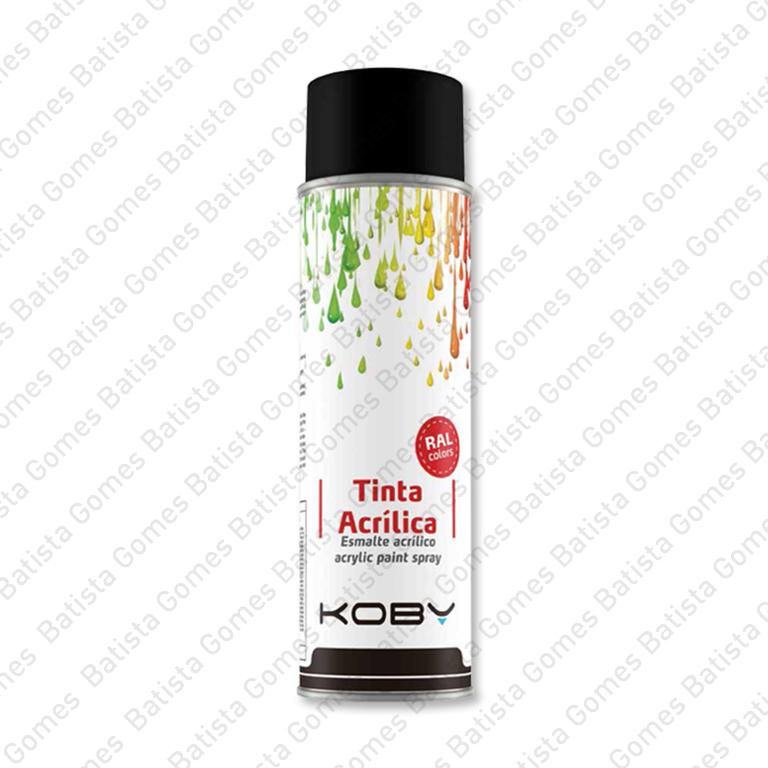 Tinta acrílica em Spray