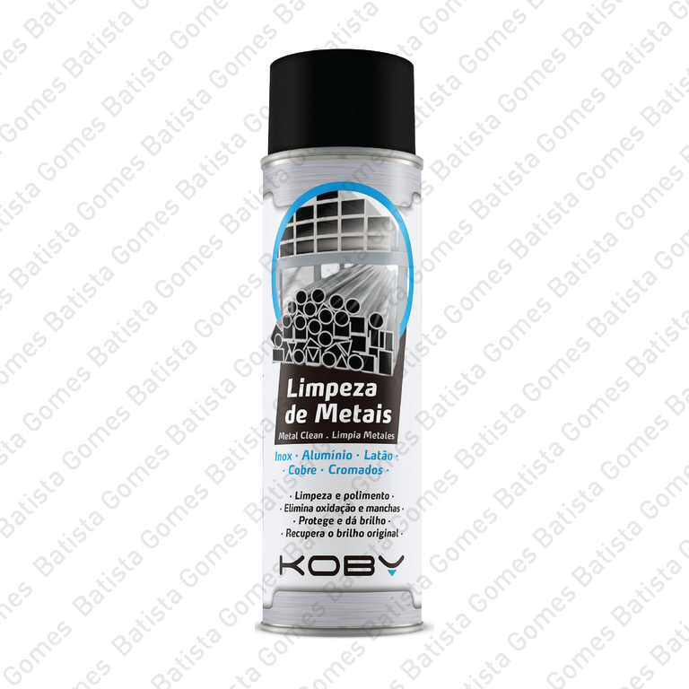 KOBY - Limpeza de metais