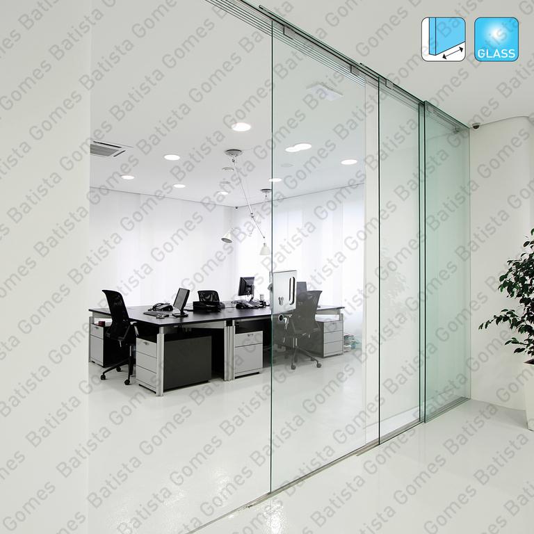 Multiplo Glass SV-SINCRO/TELESC. PROGR.   SAHECO