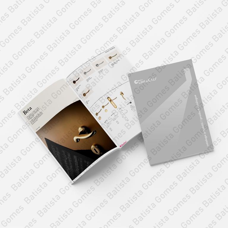 LINEA CALI - Catálogo Geral